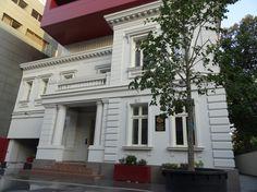 Casa lui Spiru Haret Bucharest, Explore, Mansions, Facades, House Styles, World, Home Decor, Houses, Decoration Home
