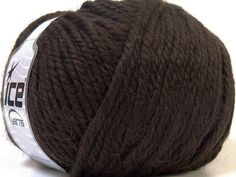 SIGN UP NEWSLETTER FEEDBACK ABOUT US This listing is for: 4 Balls (400 gr - 14.108 oz.)ALPACA BULKY Hand Knitting Yarn Dark Brown Item Information Brand : ICECategory : Alpaca BulkyClick here for other available colors of Alpaca BulkyLot # : Fnt2-25397Main Color : BrownColor : Dark Brown Fiber Content : 25% Alpaca, 35% Wool, 40% AcrylicNeedle Size : 6-7 mm / US 10Yarn Weight Group : 5 Bulky: Chunky, Craft, RugQuantity: 4 ballsBall Weight : 100 gr. (3.527 oz.)Ball Length : 130 m. (142.2 yards…