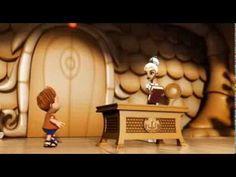 El gigante egoísta Para enseñar a los niños la virtud de la generosidad 22 - YouTube