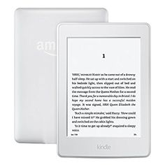 """Kindle Paperwhite E-reader, 6"""" High-Resolution Display (300 ppi) with Built-in Light, Wi-Fi (White): Amazon.com.au: Kindle Store"""