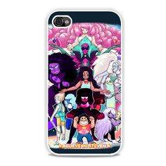 We Are The Crystal Gems (Believe In Steven) iPhone 4, 4s Case