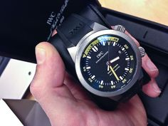 IWC --- I want this watch.