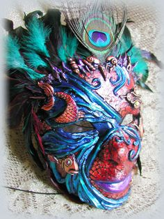 Between the Desert and the Sea (Mask)