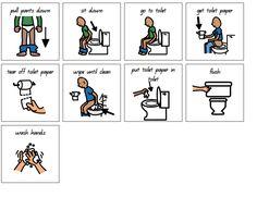toilet schedule