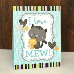 Doodlebug Design Inc Blog: Kitten Smitten Collection: A Litter of Card Ideas from Christine