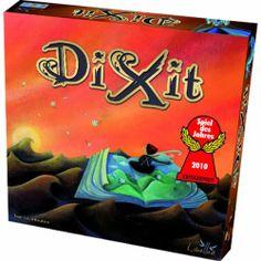 Asmodee Libellud Dixit – Juego de cartas ilustradas para contar historias (200706)   Your #1 Source for Toys and Games