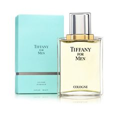 3.4 oz. Tiffany for Men™ Cologne Atomiseur. LOVE!!!!!!!