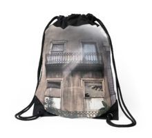 Savannah Windows library bag. Available on this and more products at RedBubble. #Savannah #Georgia #travel #windows #photography