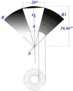 Layout cone in sheet metal Sheet Metal Drawing, Sheet Metal Work, Sheet Metal Fabrication, Copper Work, Metal News, Dust Collection, Metal Crafts, Metalworking, Bending