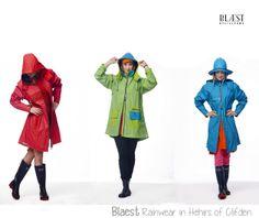 Blaest Rainwear Rain Wear, Rain Jacket, Windbreaker, Raincoat, Jackets, Ideas, Fashion, Moda, Rains Clothing