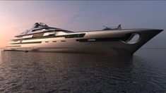Dive into This New Gigayacht Design from Ken Freivokh