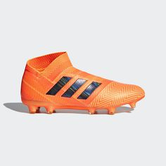 Shop for Men s Nemeziz 18+ Firm Ground Boots - Orange at adidas.ca! See all  the styles and colours of Men s Nemeziz 18+ Firm Ground Boots - Orange at  the ... 738a2ef2aa