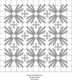 Hardanger Embroidery Ideas great for a garden or even a skirt on a dress. Use a thin thread for the eyelet, like a Size 12 or 16 Perle and I size 8 Metallic for the up. Broderie Bargello, Bargello Needlepoint, Needlepoint Stitches, Needlepoint Canvases, Needlework, Hardanger Embroidery, Cross Stitch Embroidery, Embroidery Patterns, Cross Stitch Patterns