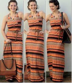 blog vitrine @ugust@ LOOKS | por leila diniz: Dois vestidos longos que amo + casaqueto novo hering coleção atual + DEUS.