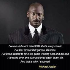 Wise words from Michael Jordan. Keep pushing yourself! Great Quotes, Quotes To Live By, Me Quotes, Motivational Quotes, Funny Quotes, Inspirational Quotes, Sport Quotes, Motivational Thoughts, Motivational Affirmations