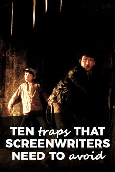 Ten Traps That Screenwriters Need to Avoid  Screenwriters tend to trap themselves or fall into the traps of others. There's no shame in it. It's part of the learning curve and all screenwriters — even those at the top of the totem pole — have done it or continue to do it throughout their careers and screenwriting journeys in some way, shape, or form.