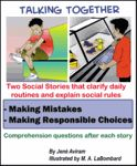 Making Mistakes & Responsible Choices