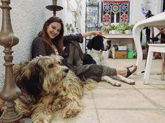 Alina Boz, Drama, Dreadlocks, Actresses, Dogs, Animals, Fictional Characters, Beauty, Instagram