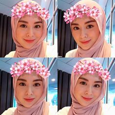 Beautiful Hijab, Pashmina Scarf, Quality Time, Makeup Inspo, Hijab Fashion, Moon, Photo And Video, Princess, My Love