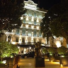 """See 593 photos from 2176 visitors about elegant, spa, and mushroom risotto. """"Breath taking splendor very quaint in an old world setting. Monte Carlo, Hermitage Monaco, Old World, Freedom, Villa, Around The Worlds, Mansions, House Styles, Places"""
