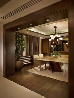 Contemporary Residence Boca Raton, Florida - contemporary - dining room - miami - by Interiors by Steven G