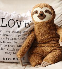 Wärmflasche Faultier   Hottie sloth