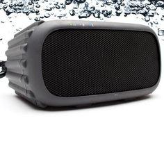 ECOROX Waterproof BT Speaker Black