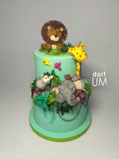 Jungle cake by sarka finsterlova
