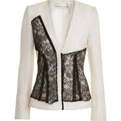 Prabal Gurung jacket