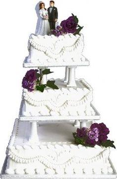 Wedding cake ideas on link