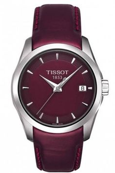 Buy Tissot Red Leather strap Watch Tissot T035.210.16.371.00 online at Lazada Malaysia. Discount prices and promotional sale on all Swiss made. Free Shipping.