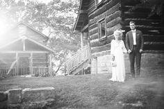 Plum Tree Weddings | Wedding blog featuring simple stylish modern wedding ideas: Rustic Bohemian Barn Wedding