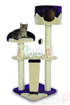 drapak dla kota, sklep zoologiczny, http://www.ezoo.pl