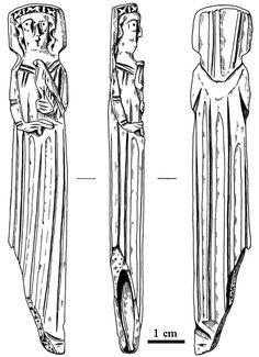 Anglian York (Eoforwic): handle, artefact 2770
