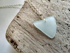 Genuine Naturally Heart Shaped Sea Glass by MadeByTheBaySeaGlass