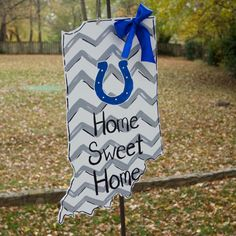 Colts Wood Door Hanger