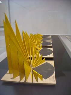 Le Corbusier - sun paths by fenianscat, via Flickr