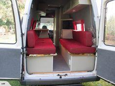 Ford Transit Camper 1998   Trade Me