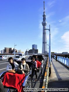 Tokyo Sky Tree construction ends: World's tallest tower prepares to open