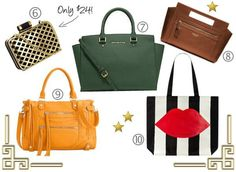 Round 2 of my hot handbag picks!