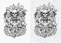Skullpattern