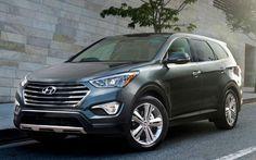 2016 Hyundai Santa Fe Sport Black