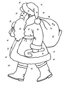 Christmas Present Coloring Pages, Snowman Coloring Pages, Printable Christmas Coloring Pages, Cat Coloring Page, Coloring Book Pages, Christmas Printables, Coloring Pages For Kids, Printable Coloring, Coloring Sheets