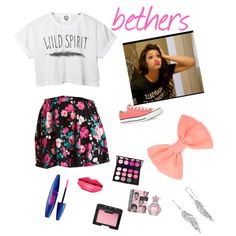 """Bethany Mota inspired outfit"" by californiadreamerxx on Polyvore"