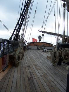 On Board Ship Uper Deck | Pirate Ship Upper Deck On board a pirate ship 3 by