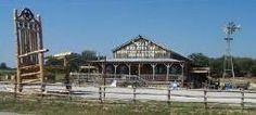 Star of Texas Rocker (world's largest cedar rocking chair), Texas Hill Country Furniture and Merchantile, Natty Flat, Texas (Lipan, Texas)