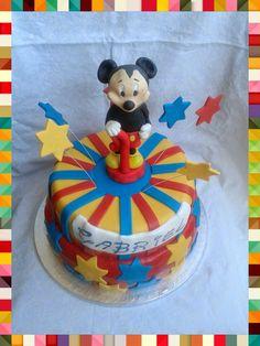 MUM CAKE FRELIS: Topolin, Topolin, viva Topolin!!!MICKEY MOUSE CAKE