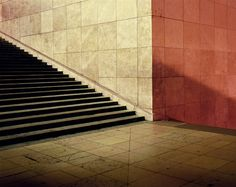 Trocadero, Paris by Ambroise Tézenas Beautiful Stairs, French Photographers, Photo B, World Of Color, Stairways, Animal Drawings, Fine Art Photography, Instagram, Design