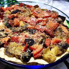 Avevamo del pane #carasau e abbiamo provato a fare questa!! Andata a ruba ovviamente  troverete la ricetta nei prossimi giorni sul nostro sito www.ricettelastminute.com  #ricetta #ricette #instafood #instagood #Instagram #sicily #sicilia #italy #italia #sardegna #catania #me #pictureoftheday #photooftheday
