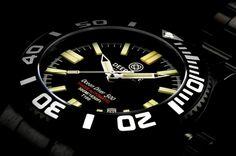 fcde2e7605b5b TimeZone : Industry News » N E W M o d e l – Deep Blue Ocean Diver 500  Taucheruhren, Tauchen